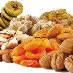 Solo alcuni tipi di frutta secca sono nutrienti