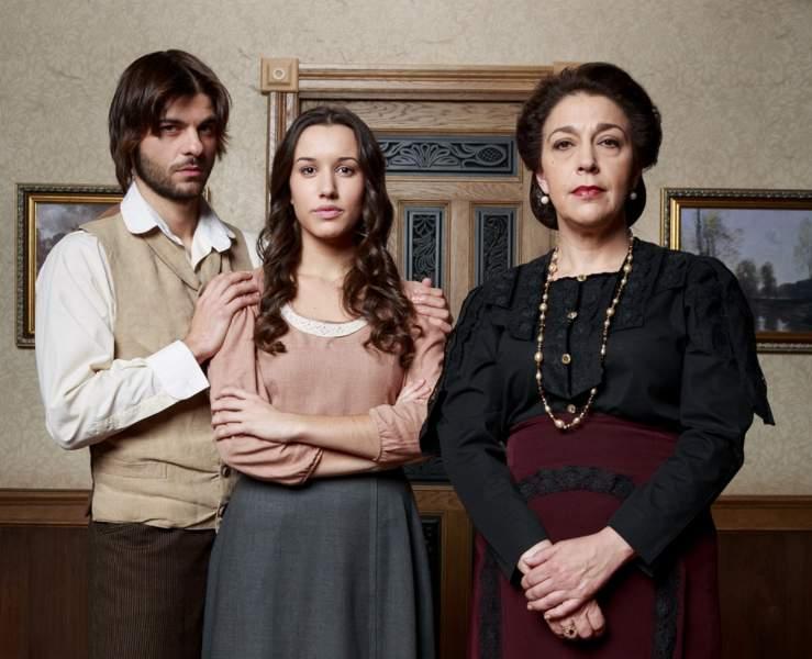3 attori de il segreto