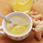 Zenzero e limone benefici e tisana