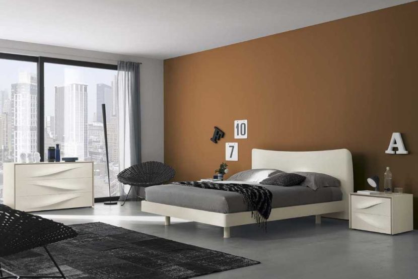 Idee per arredare una camera da letto moderna top audio for Idee x arredare camera da letto