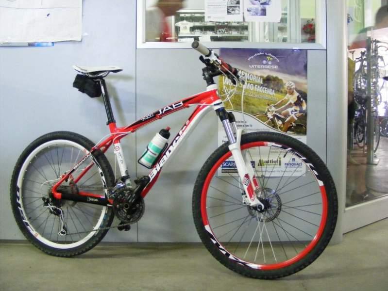 mtb bici usata