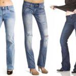 Jeans donna, come scegliere il modello migliore