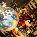 Organizzare la festa per i propri 18 anni