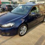 Volkswagen Golf serie 6: informazioni e problemi