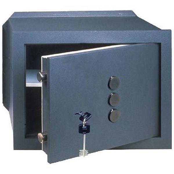 aprire una cassaforte a chiave