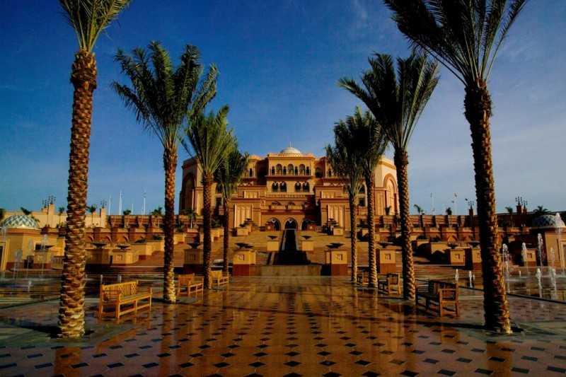 Emitares Palace Abu Dhabi
