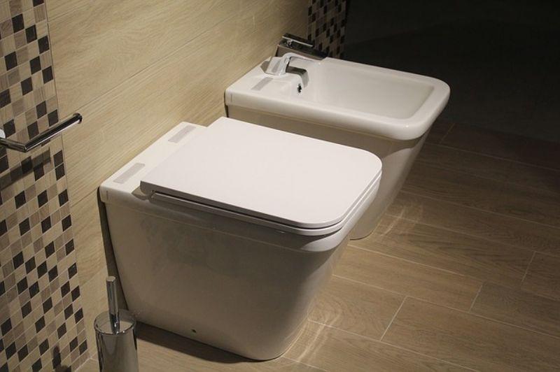 distanza sanitari bagno