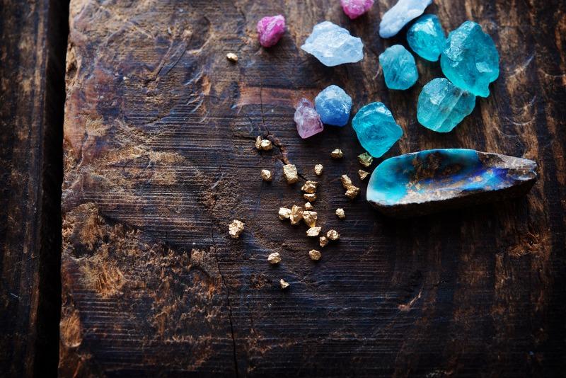 pietre preziose per gioielli
