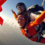 Il lancio con il paracadute in tandem: cosa sapere